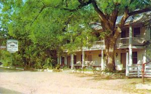 Stagecoach Inn, Salado, Texas