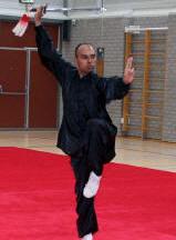 Taiji Jian Tai Chi Sword